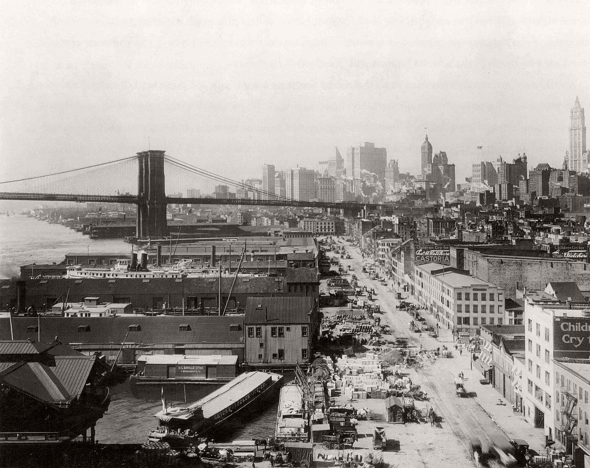 vintage-historic-new-york-city-black-white-in-1914-20