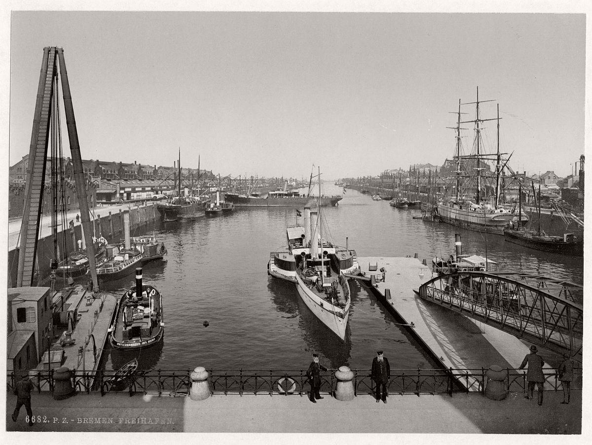 vintage-historic-photos-of-bremen-germany-circa-1890s-19th-century-10