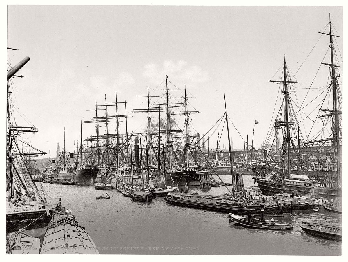 vintage-historic-photos-of-hamburg-germany-circa-1890s-19th-century-18
