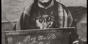 Vintage Mug Shot of Women criminals from North Shields (1903-1905)