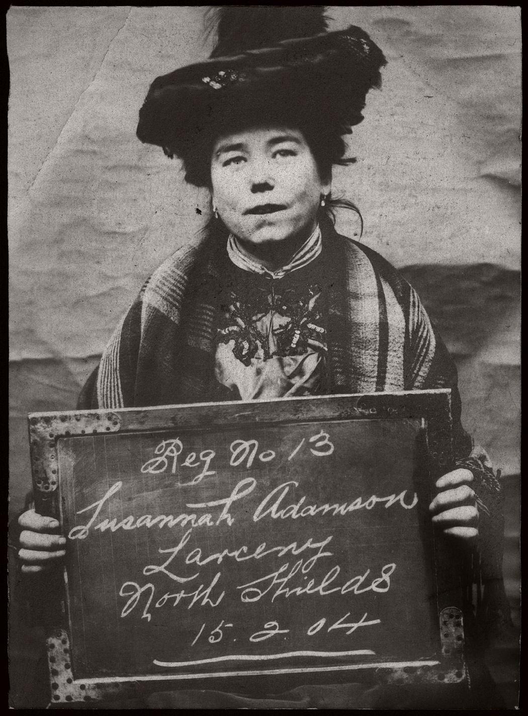 vintage-mug-shot-of-women-criminals-from-north-shields-1903-1905-12