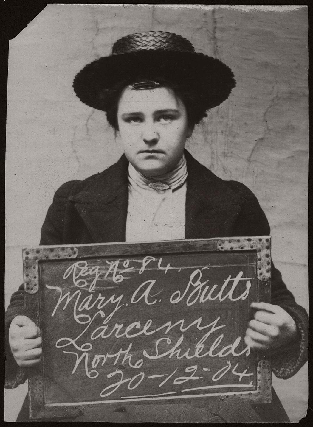 vintage-mug-shot-of-women-criminals-from-north-shields-1903-1905-14