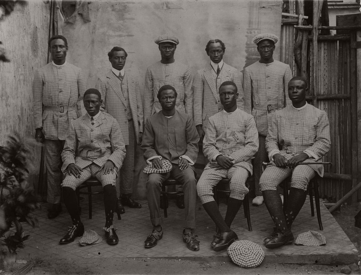 f60b1d6d9c Vintage  Photos of West African Villages and its People (1910-1913 ...