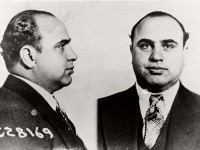 Vintage: Mug Shots of Al Capone (1930s)