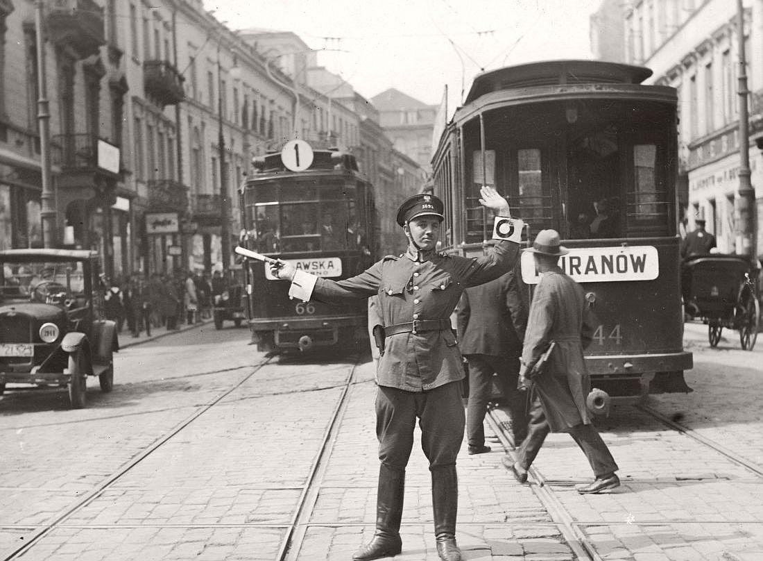 Warsaw, 1929