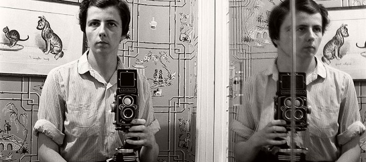 Top 20 Self Portraits by Vivian Maier