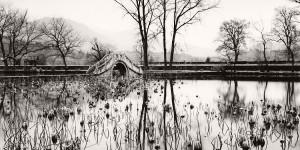 Michael Kenna: Between Mountains & Lakes