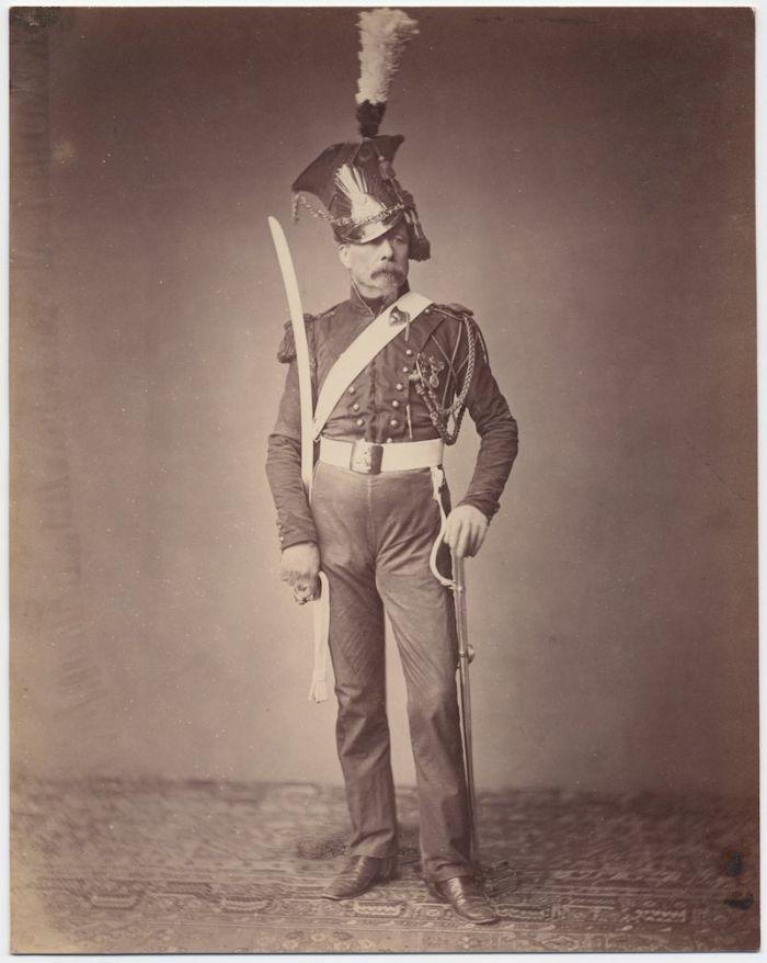 Monsieur Verlinde of the 2nd Lancers 1815