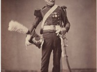 The only surviving images of veterans of Napoleonic Wars taken in 1858