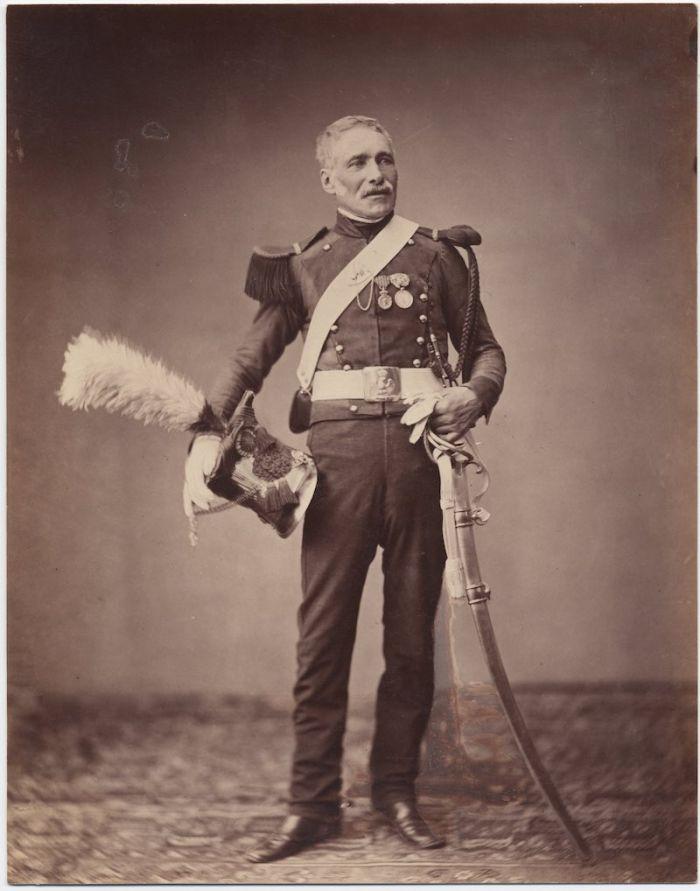 Monsieur Dreuse of 2nd Light Horse Lancers of the Guard c. 1813-14