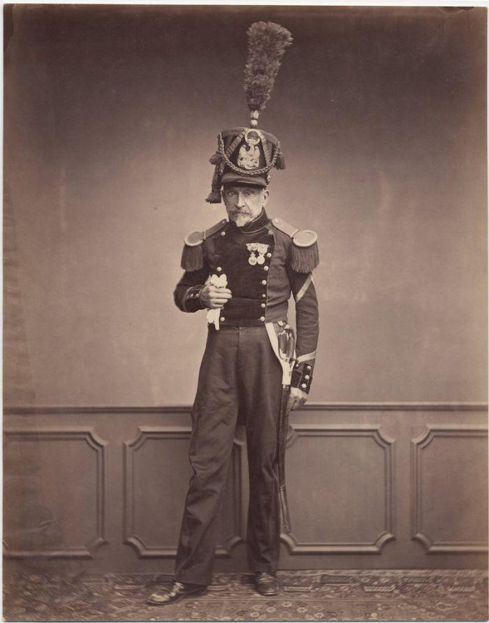 Monsieur Lefebre sergeant 2nd Regiment of Engineers 1815