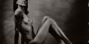Wet Plate collodion Nudes by Andreas Reh