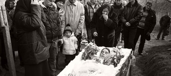 Florian Bachmeier: White Death