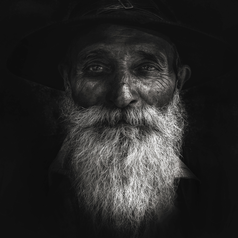 Homeless © Edmondo Senatore – 2nd place Winner in Portrait, Amateur