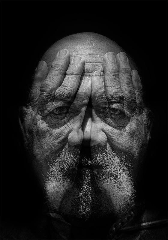 Hidden Strength © Christin Reckley –Honorable Mention in Portrait, Amateur