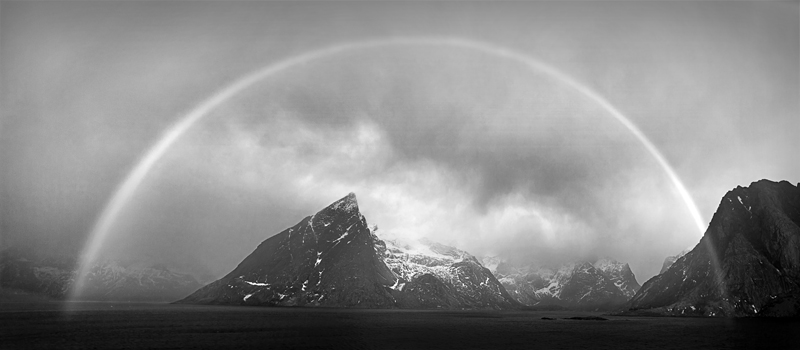 Morning Rainbow © Giulia Furlan – Honorable Mention in Landscape, Amateur