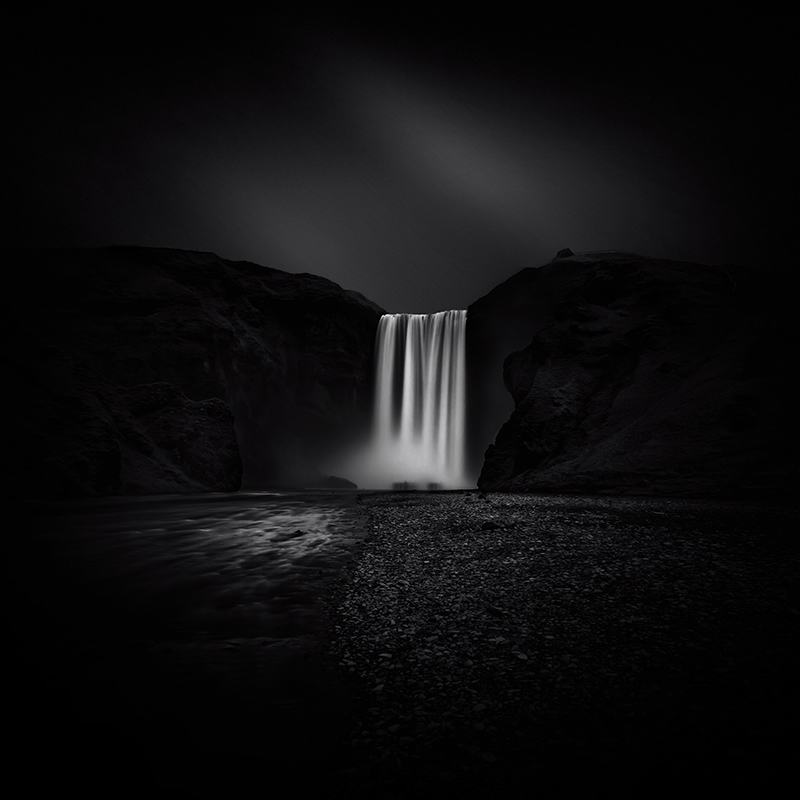 Skogafoss © John Kosmopoulos – Honorable Mention in Landscape, Amateur