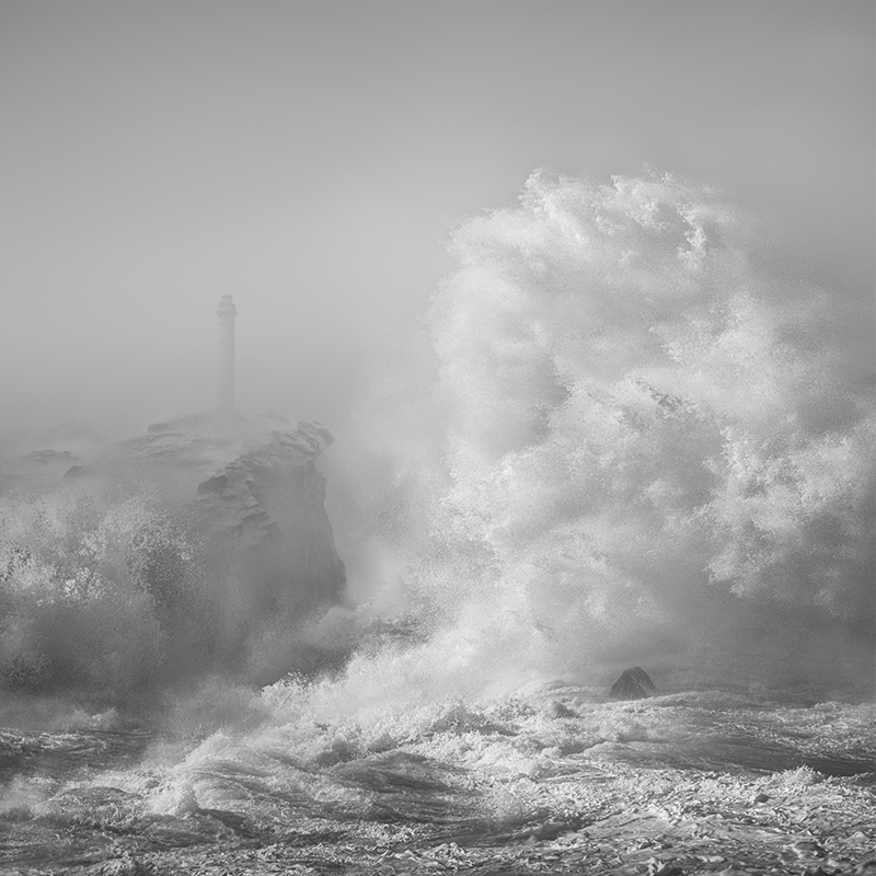 Whiteout © Patrick Ems – Honorable Mention in Landscape, Amateur