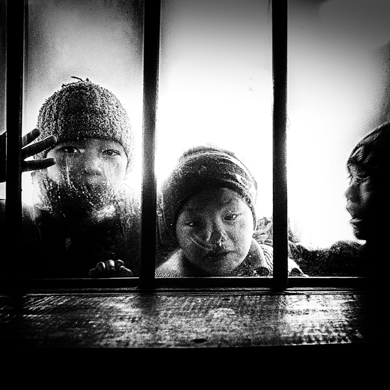 Secret Window © Jayanta Roy – Honorable Mention in Portrait, Amateur