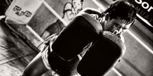 Davide Palmisano: The Muay boxing