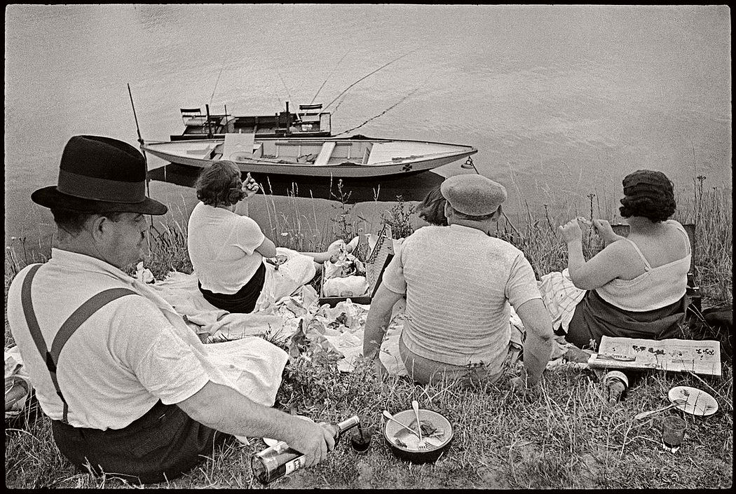 © Henri Cartier-Bresson / Magnum Photos
