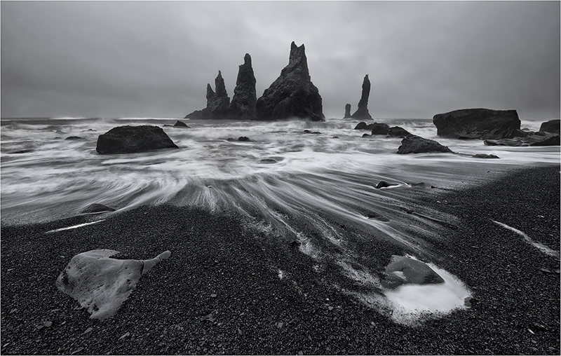 White Nights in Iceland© Yury Pustovoy – Honorable Mention in Landscape, Professional