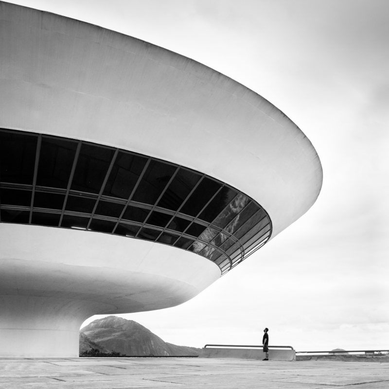 Hello UFO © Jim Van Loo – 3rd place Winner in Architecture, Professional