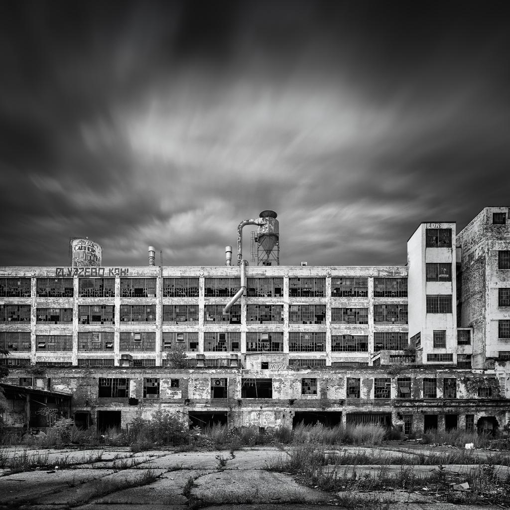 Fisher Body Plant 21,Detroit