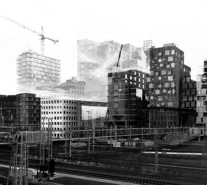 Constructions © Cherry Yeung – Honorable Mention in Architecture, Amateur