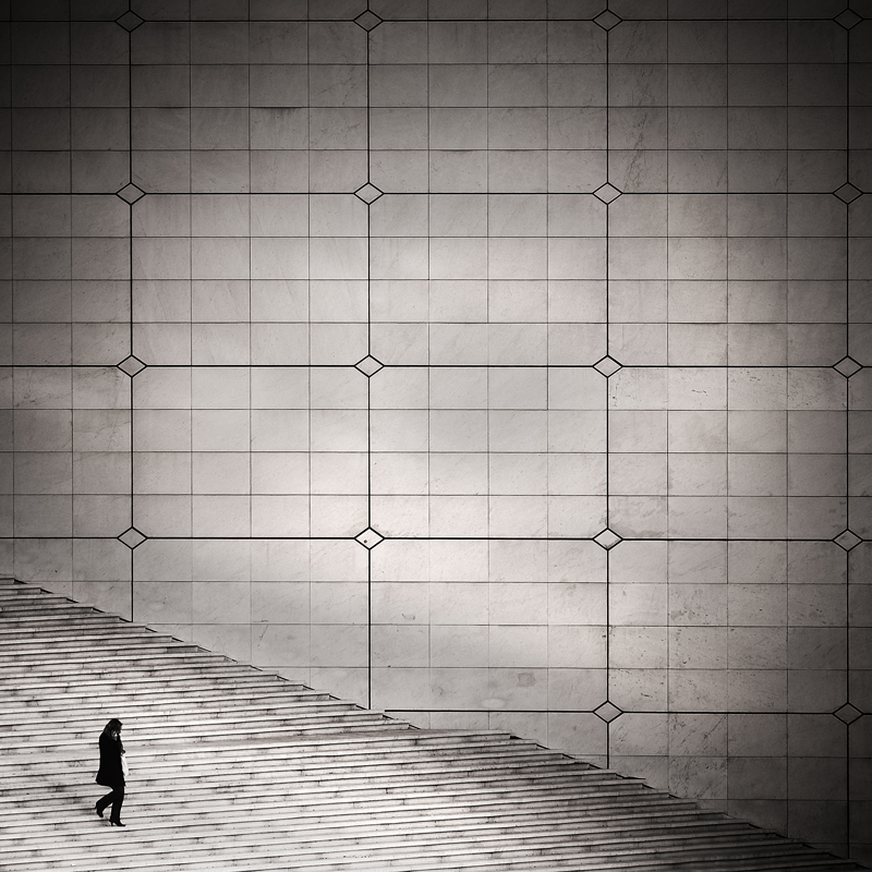 Grande Arche © Patrick Opierzynski – Honorable Mention in Architecture, Amateur