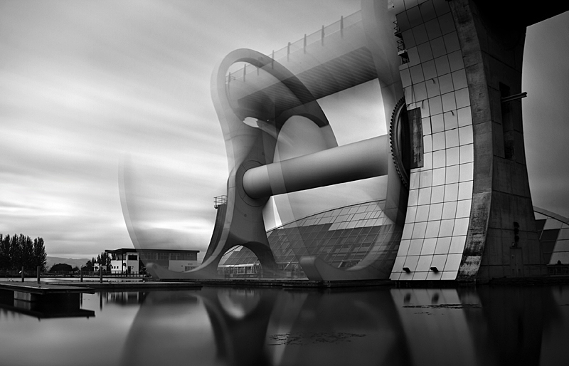 Steamotion © Donald Cameron – Honorable Mention in Architecture, Amateur
