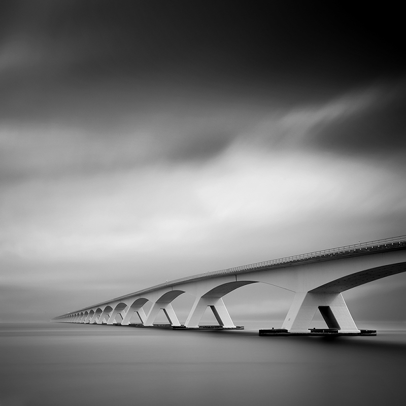 Zeeland Bridge © Juergen Lechner – Honorable Mention in Architecture, Professional