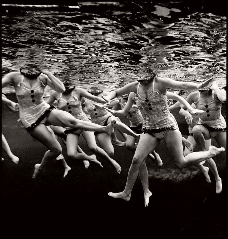 "USA. Florida. 1953. ""Aquacade."""