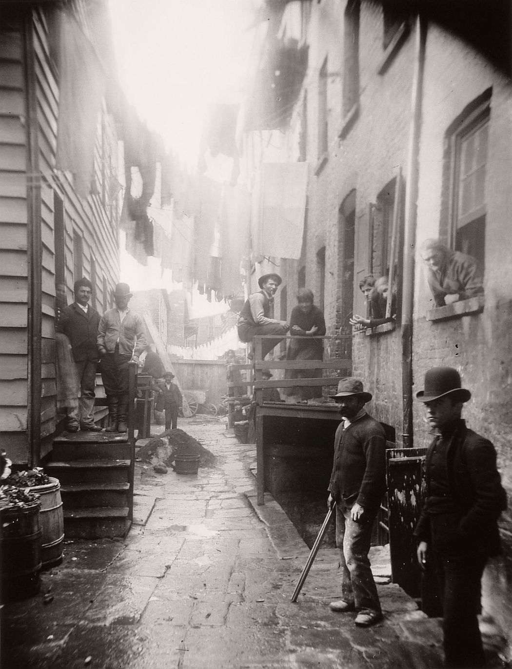 © Jacob A. Riis: Revealing New York's Other Half