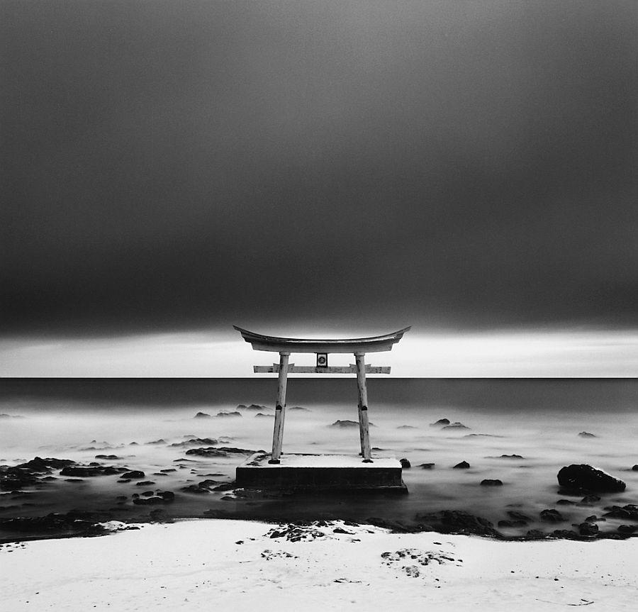 Torii Gate, Shosanbetsu, Hokkaido, Japan, 2004
