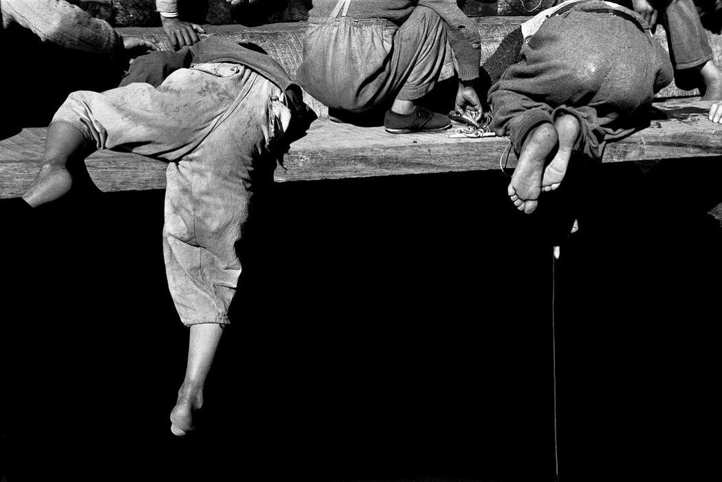 CHILE. Chiloe Island. 1957.