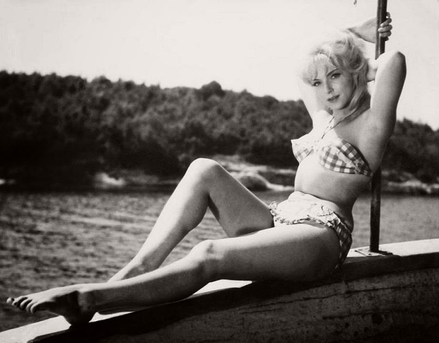 Ann Smyrner-hollywood-actresses-top-20-hottest-1960s-in-bw