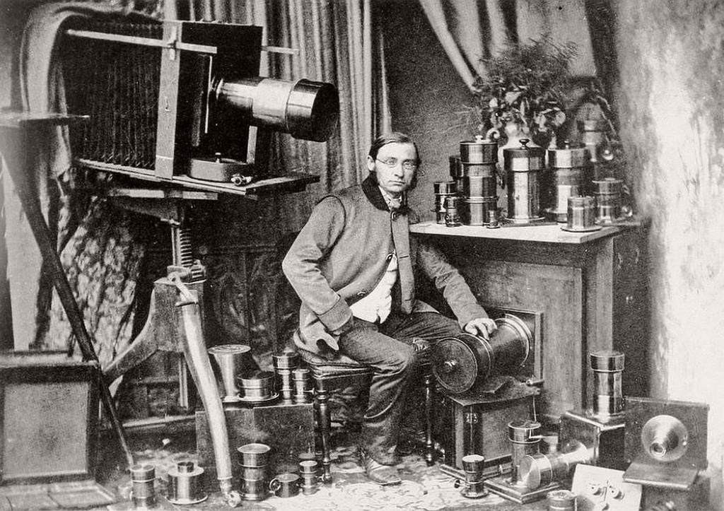 10 Images Of Photographic Atelier Studio 19th Century