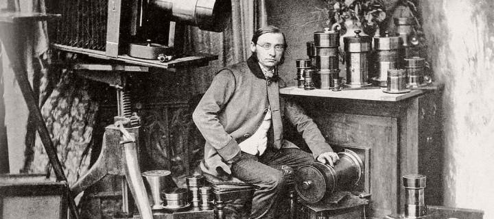 10 images of Photographic Atelier/Studio (19th Century)