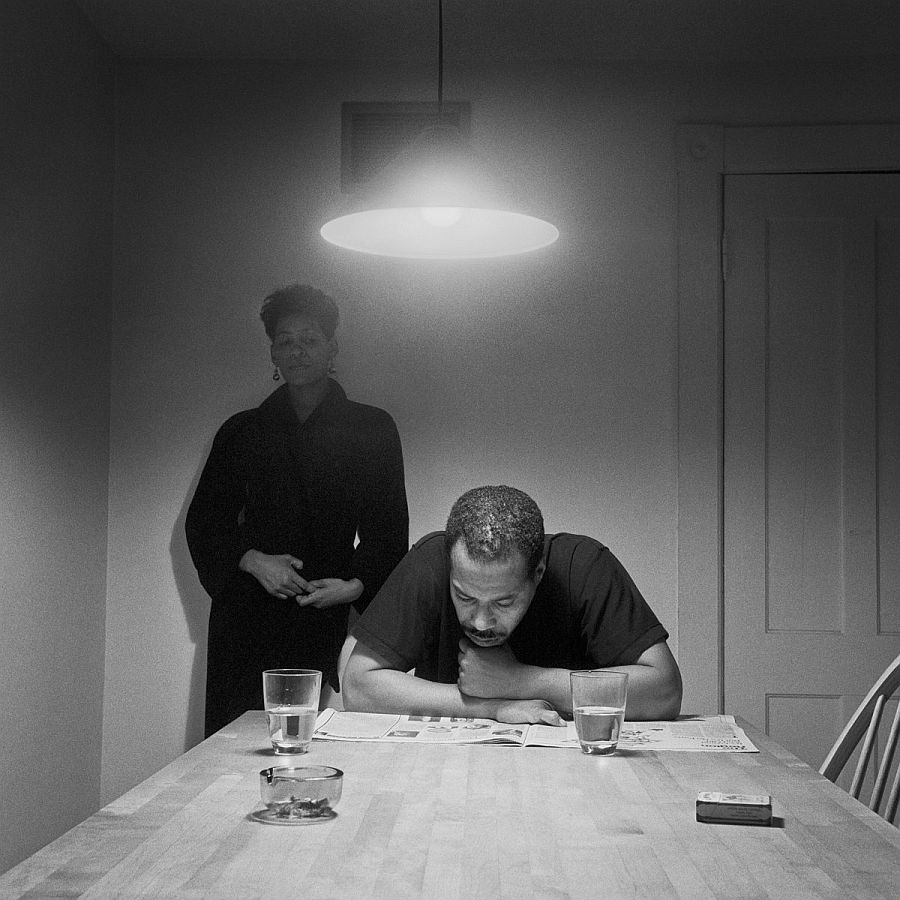 Carrie Mae Weems Kitchen Table Series Book