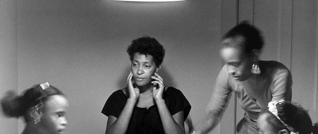 Carrie Mae Weems Kitchen Table Series Monovisions