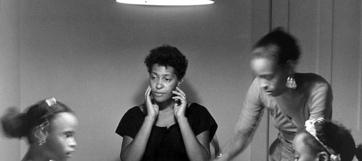 Carrie Mae Weems: Kitchen Table Series