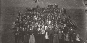 Vintage: Norwegian Weddings from the Early 20th Century