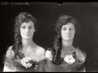 Vintage: Texan Portraits by Julius Born (Early XX Century)