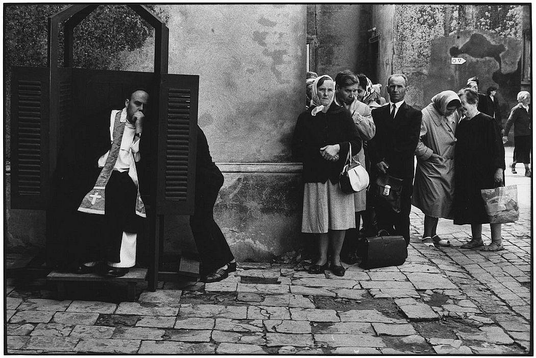 POLAND. Czestochowa. 1964.