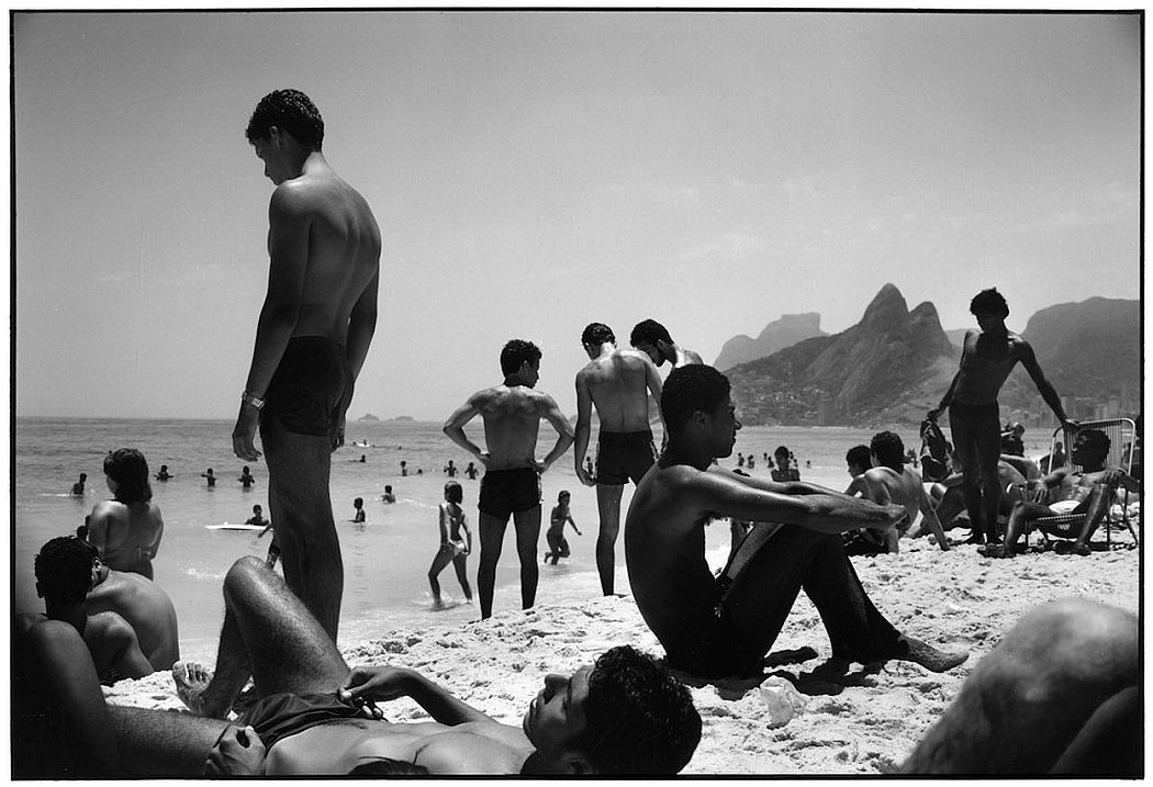 BRAZIL. Rio de Janeiro. 1984.