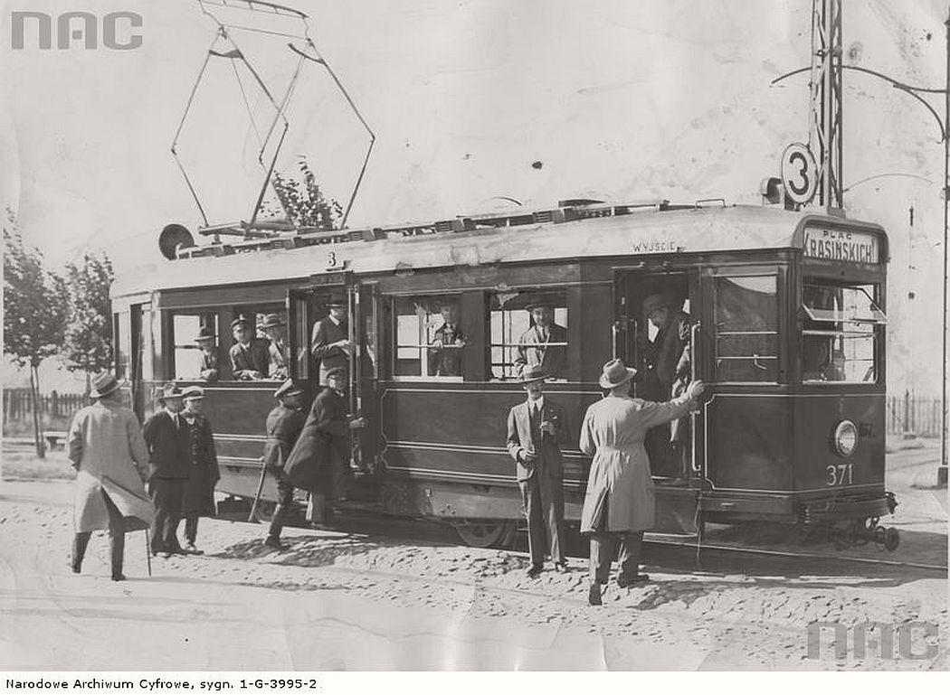 line-3-tram-in-warszawa-1933
