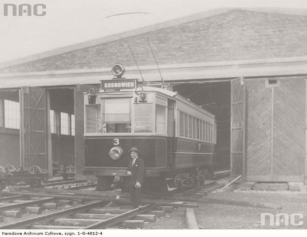 tram-depot-in-bedzin-1927