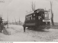 Vintage: Trams in Poland (1920s)