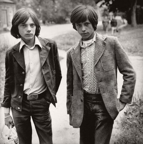 Biography: Documentary/People photographer Antanas Sutkus